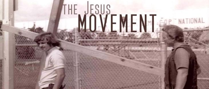The Jesus Movement – RUN LIKE A CHAMPION